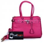 Túi xách nữ thời trang màu hồng