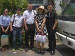 BaloTuiXach kí hợp đồng với công ty Nhật Bản