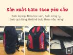 Sản xuất balo theo yêu cầu giá rẻ dưới 50k - xưởng may balo giá rẻ TPHCM, Đồng Nai