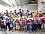 Chương trình thiện nguyện BaloTuiXach tặng balo cho các trẻ em vùng cao