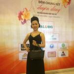 Balo Túi Xách Tài trợ chương trình Hoa khôi Doanh nhân 2016
