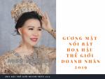 Truyền Hình Quốc Hội Việt Nam đưa tin về Doanh nhân Võ Thị Thu Sương: Điểm qua những gương mặt nổi bật Hoa hậu Thế giới Doanh nhân 2019