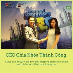 GĐ Thu Sương tại phỏng vấn CEO Chìa khóa thành công