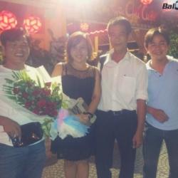 Anh Trần Vũ Thắng - Công tác tại Nhà xuất bản Trẻ - TPHCM