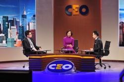 Doanh nhân Võ Thị Thu Sương - Giám đốc Công Ty TNHH Ba Lô Túi Xách lần 2 ngồi ghế nóng CEO - Chìa Khóa Thành Công.