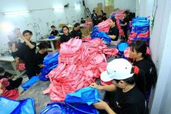 Công ty balo túi xách - Xưởng may balo giá rẻ