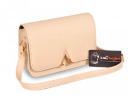 Xưởng túi xách giá sỉ TPHCM - Túi xách đeo vai màu kem