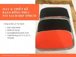 Công ty Ba Lô Túi Xách - Công ty may và thiết kế balo đồng phục, túi xách đẹp TPHCM