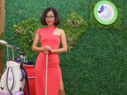 Giám đốc hệ thống sản xuất BaLoTuiXach.com trở thành Đại sứ Golf - Nữ doanh nhân và Golf
