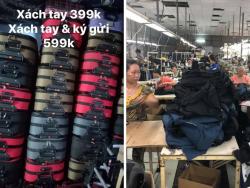 Bán buôn vali kéo từ công ty sản xuất vali kéo vải dù top 3 sản lượng TPHCM