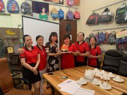 Văn hóa BaloTuiXach - Tổ chức sinh nhật cho nhân viên tháng 1/2019