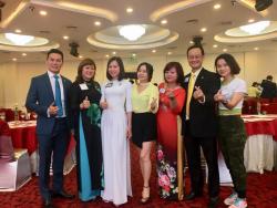 BNI tri ân Chủ tịch HĐQT BaloTuiXach Group - Doanh nhân Thu Sương hoàn thành 2 năm đại sứ BNI HCM 6