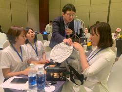 Chủ tịch BaloTuiXach giao lưu học hỏi kinh nghiệm từ đối tác Hàn Quốc - nhà sản xuất túi xách cho các thương hiệu xa xỉ