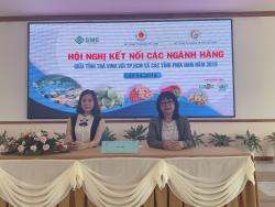 Doanh nhân Võ Thị Thu Sương tham dự Hội nghị kết nối các ngành hàng giữa tỉnh Trà Vinh với TP.HCM và các tỉnh phía nam năm 2019