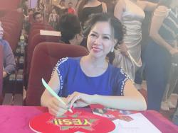 Chủ tịch B&A Việt Nam - BaloTuiXach - khách mời danh dự sự kiện Đại sứ Nhân Ái Việt Nam 2019