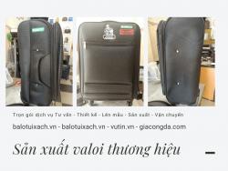 Sản xuất vali cao cấp cho thương hiệu nổi tiếng