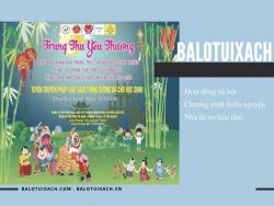 BaloTuiXach tài trợ 10 chiếc xe đạp cho chương trình Trung Thu Yêu Thương