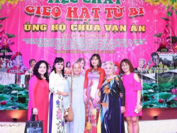 Chủ tịch BaloTuiXach Group tham gia chương trình Mừng Xuân Di Lặc - Tiệc chay Gieo Hạt Từ Bi - Ủng hộ Chùa Vạn Ân