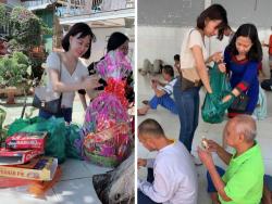 Tặng quà Tết cho hơn 300 bệnh nhân ở Cơ sở bảo trợ người tâm thần Trọng Đức tại Lâm Đồng