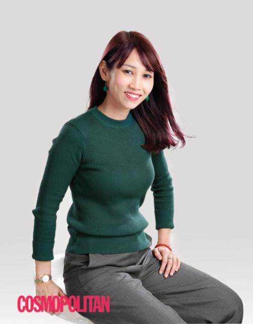 MS. BÙI NGUYỄN KIM THANH Giám Đốc Công ty TNHH SnP chi nhánh Hồ Chí Minh