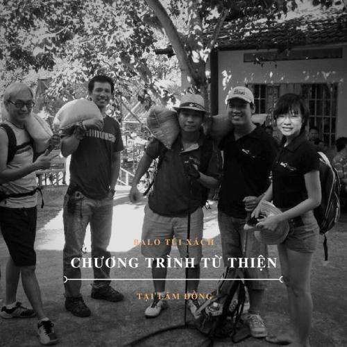 Thăm trại tâm thần Trọng Đức - Lâm Đồng của cty Balo Túi Xách, 37, Huyền Nguyễn, Balo túi xách, 29/11/2016 08:52:58