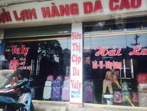 Giám đốc Thu Sương tại chuyến khảo sát thị trường Hà Nội 8