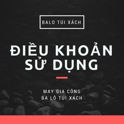 Điều khoản sử dụng, 56, Huyền Nguyễn, Balo túi xách, 22/10/2016 20:07:01