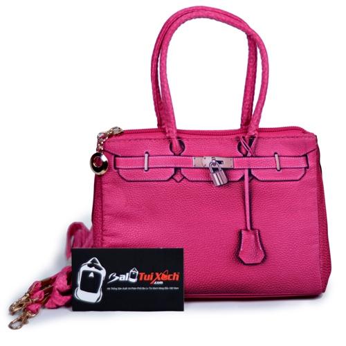 Túi xách nữ thời trang màu hồng, 104, Huyền Nguyễn, Balo túi xách, 06/08/2019 11:54:38