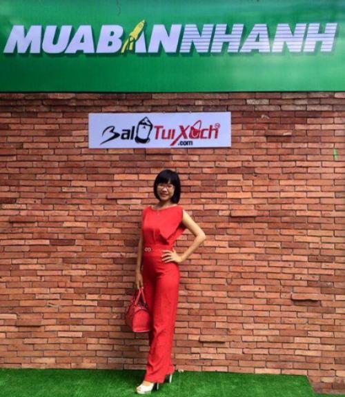 Nữ doanh nhân Thu Sương chọn hệ thống Mua Bán Nhanh Online để quảng bá thương hiệu công ty hiệu quả.