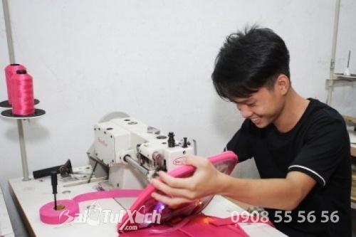 Xưởng gia công balo túi xách tại TPHCM