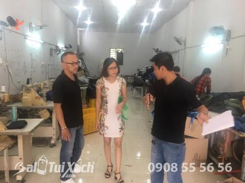 BaloTuiXach kí hợp đồng sản xuất túi xách với Nhật Bản, 334, Lâm Thị Hằng, Balo túi xách, 06/08/2019 16:10:56