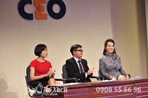 CEO Võ Thị Thu Sương - khách mời tại nhiều kỳ của chương trình CEO - Chìa khóa thành công