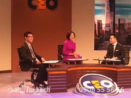 CEO Võ Thị Thu Sương tham dự nhiều kỳ chương trình CEO Chìa khóa thành công
