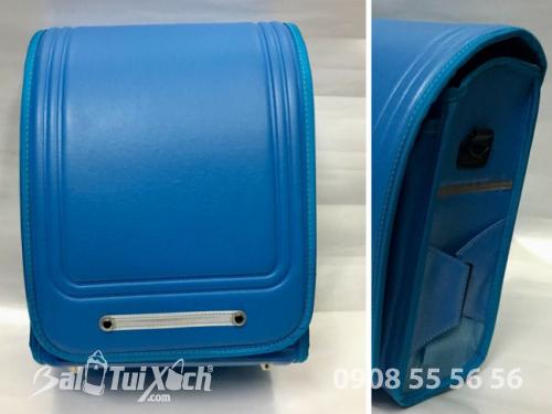 Cặp chống gù lưng của Nhật BảnRandoseru màu xanh dương