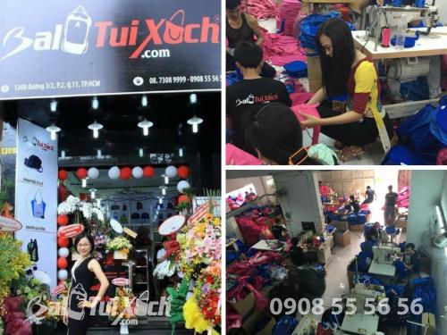 """Nhắc đến BaLoTuiXach.vn là nhắc đến """"nhà gia công của những thương hiệu nổi tiếng"""", 384, Huyền Nguyễn, Balo túi xách, 01/08/2018 14:02:27"""