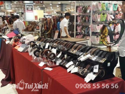 Cơ sở sản xuất dây nịt cung cấp nguồn hàng dây nịt bỏ sỉ chuẩn Châu Âu cho các trung tâm thương mại, siêu thị toàn quốc