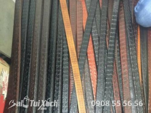 Màu sắc dây nịt được ưa chuộng hiện nay