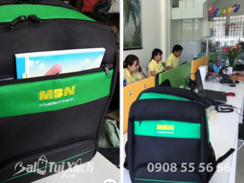 Công ty Ba Lô Túi Xách sản xuất balo đồng phục công ty cho MuaBanNhanh 1