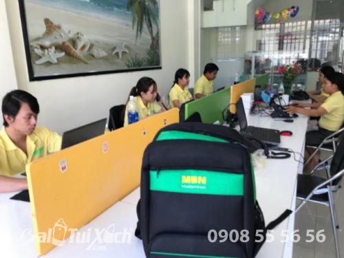 Công ty Ba Lô Túi Xách sản xuất balo đồng phục công ty cho MuaBanNhanh 3