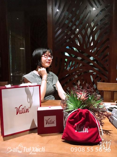 Sản phẩm đồ da Vutin - Dòng sản phẩm cao cấp nhất cung cấp bởi Ba Lô Túi Xách