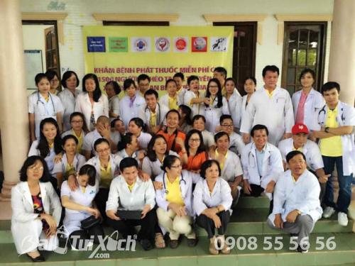Founder hệ thống sản xuất BaLoTuiXach tham gia hỗ trợ khám chữa bệnh cho 1000 người nghèo ở An Biên, Kiên Giang 3