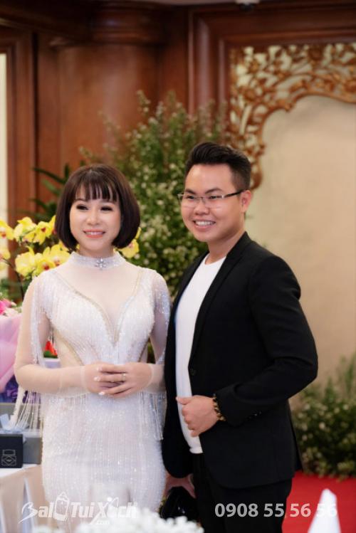 Anh Nguyễn Phi Vụ - Trainer - Master Therapeutic Coach of NLP cùng Ms Thu Sương