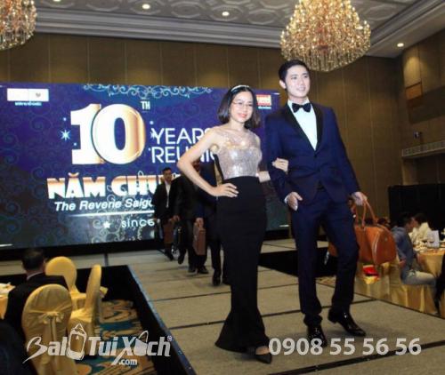 BaloTuiXach trình diễn sản phẩm da cao cấp quà tặng doanh nhân - Thương hiệu Vutin tại khách sạn 6 sao The Reverie Saigon (1)
