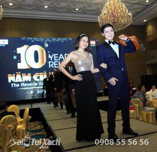 BaloTuiXach trình diễn sản phẩm da cao cấp quà tặng doanh nhân - Thương hiệu Vutin tại khách sạn 6 sao The Reverie Saigon (2)