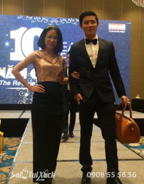 BaloTuiXach trình diễn sản phẩm da cao cấp quà tặng doanh nhân - Thương hiệu Vutin tại khách sạn 6 sao The Reverie Saigon (3)
