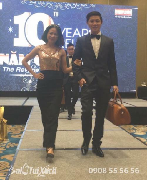 BaloTuiXach trình diễn sản phẩm da cao cấp quà tặng doanh nhân - Thương hiệu Vutin tại khách sạn 6 sao The Reverie Saigon (4)