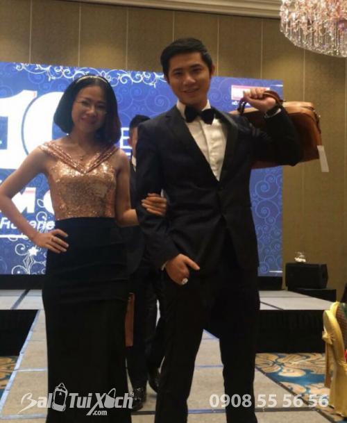 BaloTuiXach trình diễn sản phẩm da cao cấp quà tặng doanh nhân - Thương hiệu Vutin tại khách sạn 6 sao The Reverie Saigon (5)