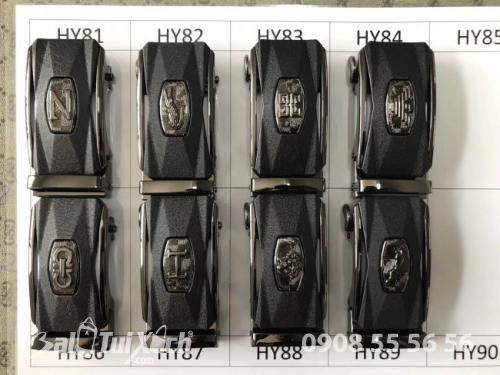 Mẫu mặt thắt lưng được sản xuất từ Hệ thống BaLoTuiXach 4