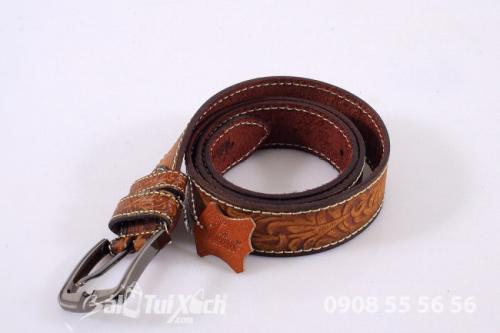 Nguồn sỉ dây nịt da bò thật 100% - Công ty sản xuất dây nịt TPHCM - Hệ thống Ba Lô Túi Xách