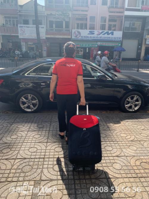 Vali rẻ nhất Việt Nam - Mẫu vali tiện dụng cho các chuyến công tác xa nhà